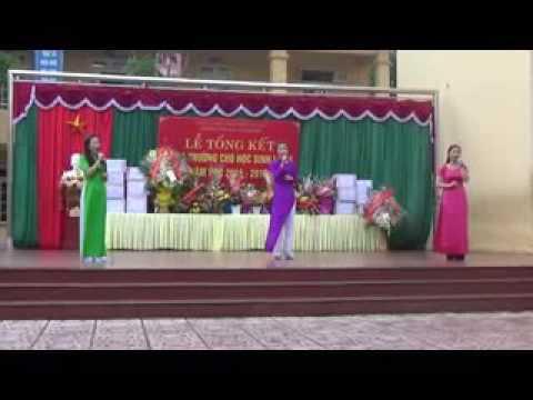 Bài ca cô giáo trẻ - Tiểu học Ngô Quyền - Vĩnh Yên
