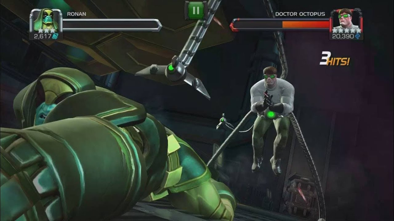 Doctor Octopus - All S...