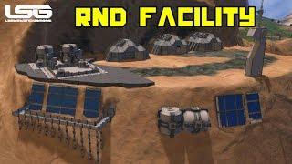 Space Engineers - Henry Won't Die R&D Facility