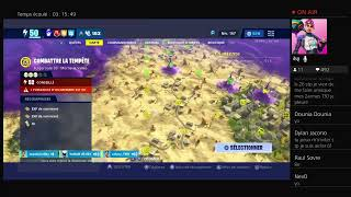 Live fortnite save the world I give weapons go the 230 abo