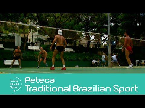 Peteca | Traditional Brazilian Sport | Trans World Sport
