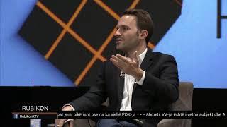 RUBIKON Lufta ndaj korrupsionit - ballafaqohen partite politike 11.09.2019