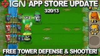 App Store Update 3/20/13: Free Shooter & Tower Defense