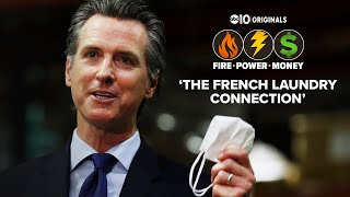 The French Laundry Connection | Fire – Power - Money