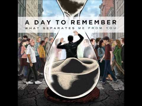 A Day To Remember Sticks and Bricks w/ lyrics