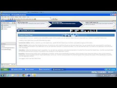 QTP Part 72 Test Extensibility Part 1