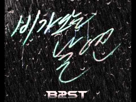 BEAST/B2ST- 비가 오는 날엔 (On Rainy Days) [FULL HQ][ENG SUB]