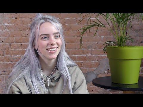 Billie Eilish interview (part 1)