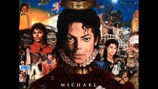Michael Jackson-Hollywood Tonight [With Lyrics]