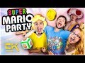 SUPER MARIO PARTY LOGIC IN REAL LIFE