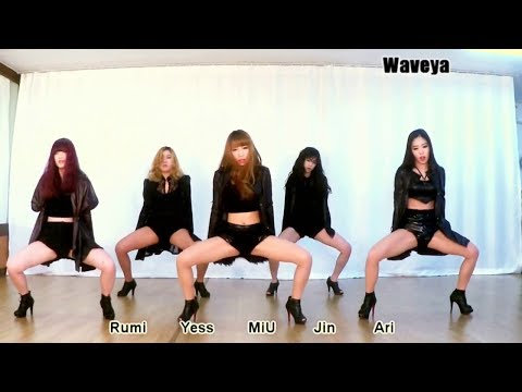 "Beyoncé - ""Partition"" Dance Cover by Waveya"
