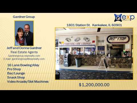 Turnkey Bowling Alley And Entertainment Center For Sale