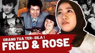 SUAMI ISTRI PALING GILA SEDUNIA ! | FRED & ROSE WEST #GIVEAWAY