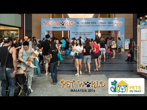 Pet World Malaysia 2016 @ Mid Valley