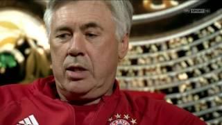 Carlo Ancelotti e figlio si raccontano | Intervista Sky Sport Bayern Monaco 2016