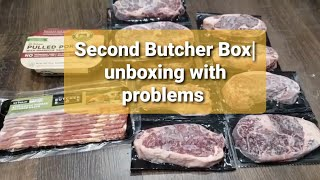 Second Butcher Box| Unboxing | Addons| strike 2
