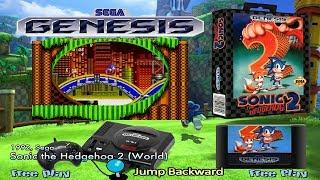 All Sega Genesis Games With Box&cartridge Art