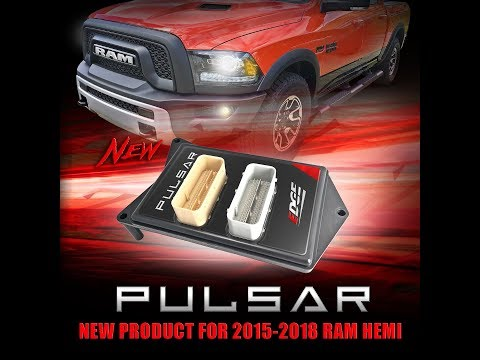 Edge's Pulsar Tuning Module for 2015-2019 Ram 1500/2500 5 7L