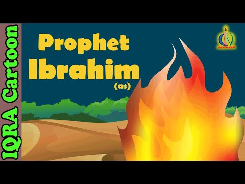 Ibrahim (AS) - Prophet story ( No Music) - Islamic Cartoon