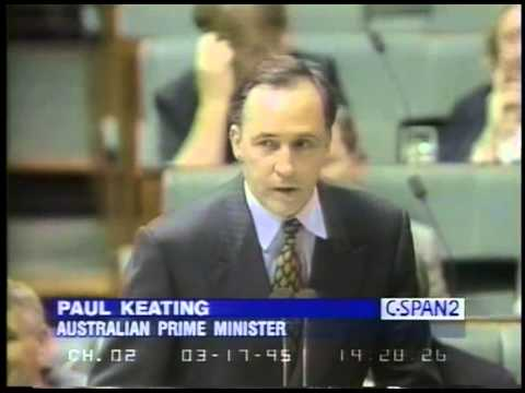 Paul Keating vs. John Howard (Politically convenient rate rises)