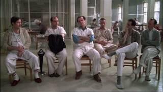 О фильме: Пролетая над гнездом кукушки (драма, 1975,  реж. Милош Форман)