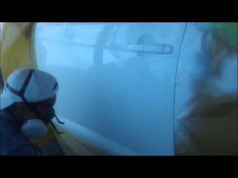 SprayMax 2k Clear in a Spray Can