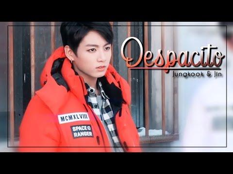 Jungkook & Jin // Despacito [FMV]