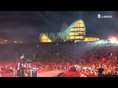Dj Shock live from MUZ-TV Party at Zhara Festival (Baku, Azerbaijan 2018)