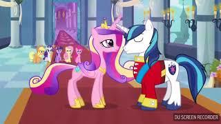 Поні їздили на свадьбу  принцеси каденс