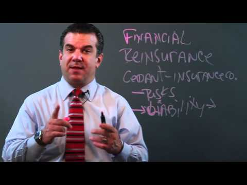 What Is Financial Reinsurance?