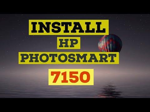 HP PHOTOSMART 7150 PRINTER WINDOWS VISTA DRIVER DOWNLOAD