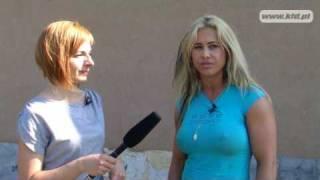 Aleksandra Kobielak [ www.kfd.pl ] wywiad - Mistrzostwa Polski Kulturystyki i Fitness