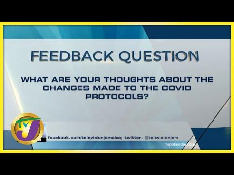 Feedback Question | TVJ News - June 22 2021