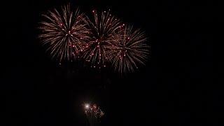 Feuerwerk Jugendfest Lenzburg 2017