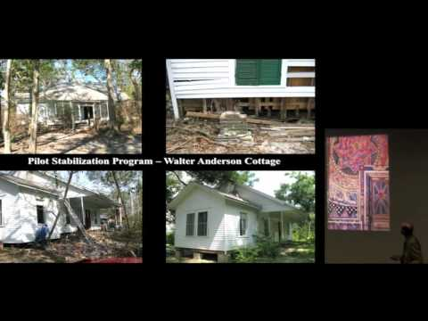 Preserving Mississippi's historic resources after Katrina: presentation at CHC symposium