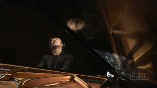 Lang Lang Performs Beethoven in NPR