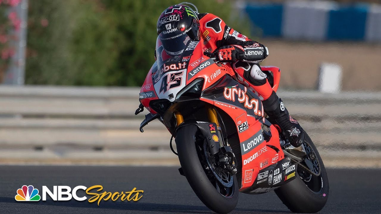 World Superbike: Circuito de Jerez (EXTENDED HIGHLIGHTS) | NBC Sports