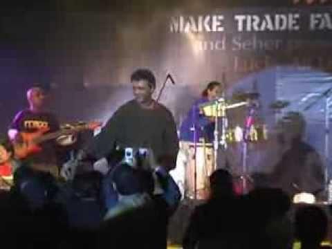 Sandesh - LUCKY ALI LIVE (EXCLUSIVE)