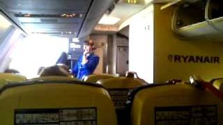 Ryanair Flight from UK to Ibiza 08/04/2011 Thumbnail
