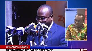 Defrauding By False Pretence - The Pulse on JoyNews (22-5-18)