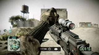 Battlefield: Bad Company 2 - VIP Map Pack 4 Trailer