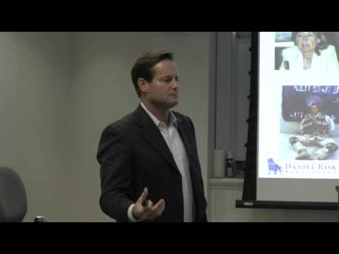 Combating Hostage Terrorism with CDR Dan O'Shea, March 28, 2013