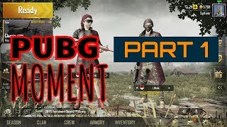 NCC - My PUBG Moment (Part 1)