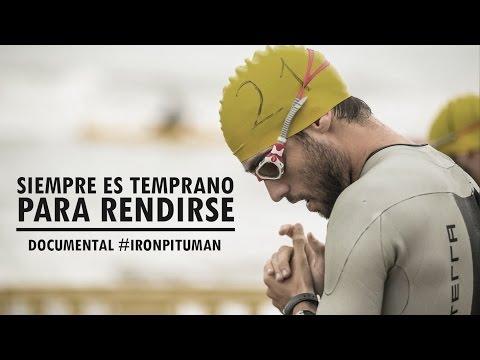 SIEMPRE ES TEMPRANO PARA RENDIRSE | DOCUMENTAL IRONMAN