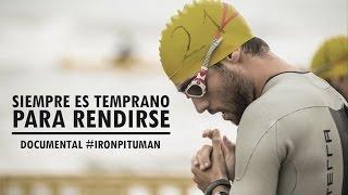 """Documental del Ironman """"Pure Triathlon 226"""" de Marina d'Or, donde l..."""
