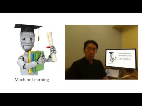 Linear Regression with One Variable | ML-005 Lecture 2 | Stanford University | Andrew Ng