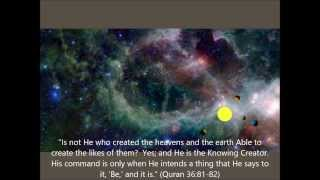 Our Solar System's Journey and 1400 year old Quran