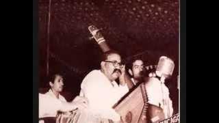 raga bageshri 2 by ustad bade ghulam ali khan sahab