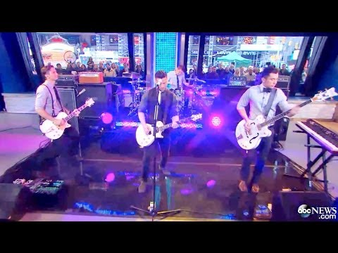 boyce-avenue-live-on-good-morning-america-(gma)-performing-i'll-be-the-one-(original-song)
