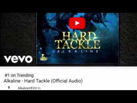 "Alkaline Sets Record With ""Hard Tackle"""